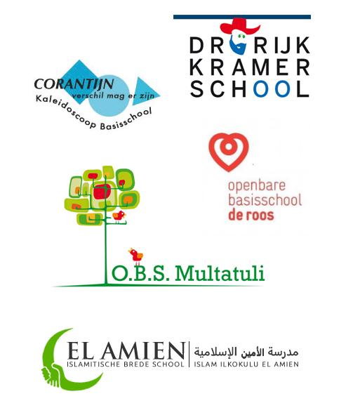 Logo's scholen