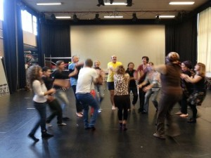 Theatertraining ZID theater
