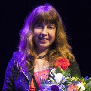 ZID Theater Karolina Spaic ontvangt prijs