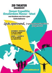Zomerexpeditie - 't Blommetje, Osdorp @ 't Blommetje | Amsterdam | Noord-Holland | Nederland