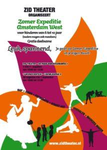Zomerexpeditie - 't Werkplaatsje, Bos en Lommer @ 't Werkplaatsje | Amsterdam | Noord-Holland | Nederland