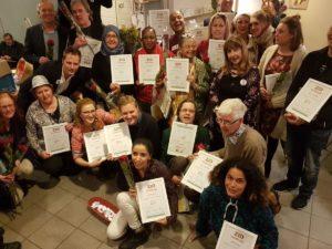Terugkombijeenkomst CultuurGidsen Nieuw Sloten @ zid theater | Amsterdam | Noord-Holland | Nederland