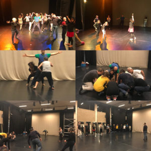 Theatertraining @ ZID Theater | Amsterdam | Noord-Holland | Nederland