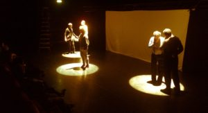 La Corde - van Theater Issil, Rabat @ ZID Theater  | Amsterdam | Noord-Holland | Nederland