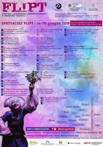 Odyssee – van verleden naar heden @ internationale theaterfestival FLIPT (Festival Laboratorio Interculturale di Pratiche Teatrali)