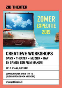 Zomerexpeditie Amsterdam West @ ZID Theater