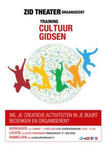 Training CultuurGidsen, Locatie: In het Koorenhuis Den Haag Den Haag, Aanmelden verplicht DIGITAAL